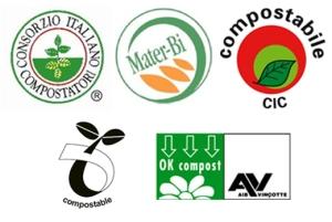 marchi compostabili